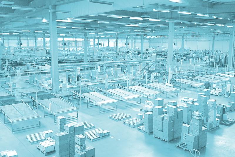 Centros de producción